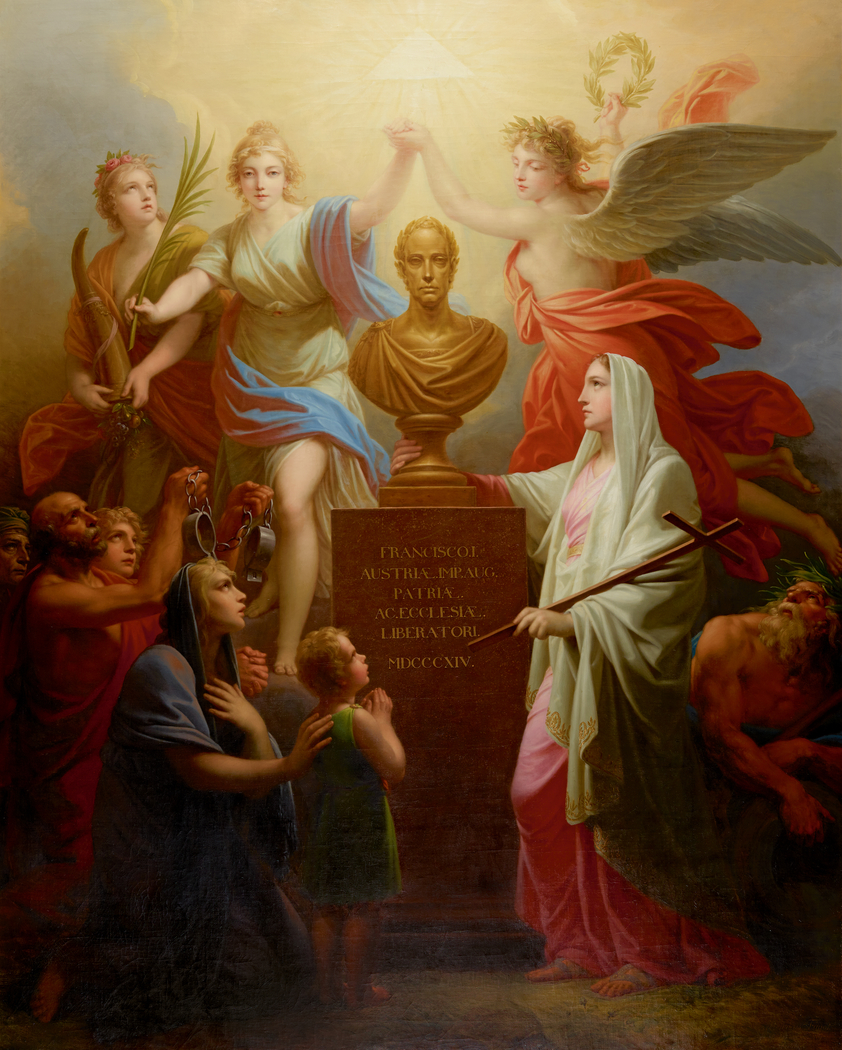 Allegory on the Blessings of Peace
