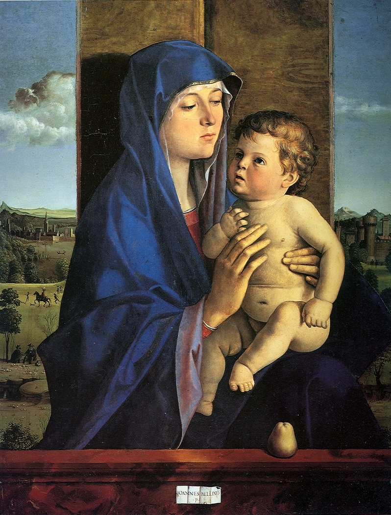 Alzano Madonna