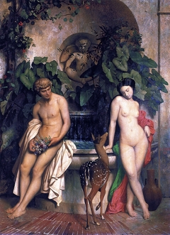 An Idyll (Daphnis and Chloe)