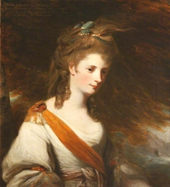 Anna Maria Lewis, Countess of Dysart (1745-1804) as Miranda (after Reynolds)