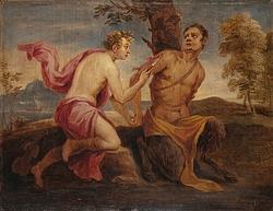 Apollo and Marsyas