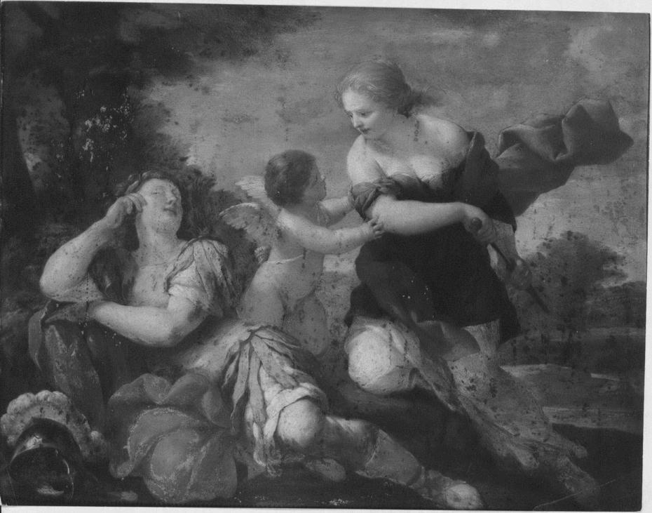 Armida Discovering the Sleeping Rinaldo