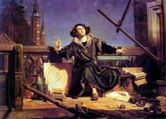 Astronomer Copernicus, or Conversations with God