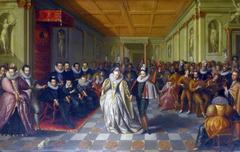 Ball at the Wedding of the Duke of Joyeuse