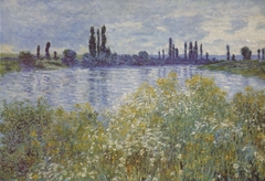 Banks of the Seine, Vétheuil