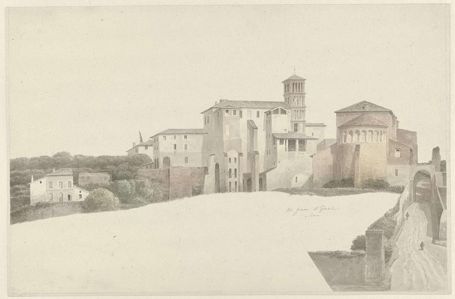 Basilica and Monastery of Santi Giovanni e Paolo in Rome