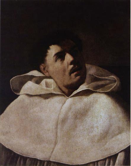 Bust of Mercedarian