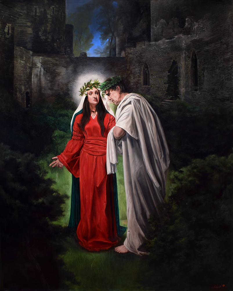 Canto 2: Beatrice Visits Virgil in Limbo
