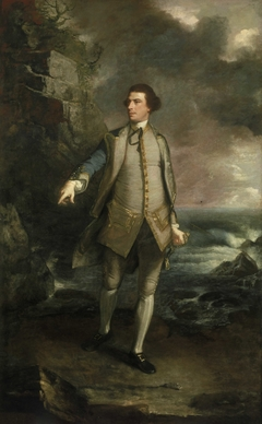 Captain the Honourable Augustus Keppel, 1725-86