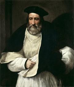 Cardinal Lorenzo Pucci