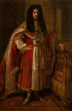 Charles II, King of Great Britain (1660-85)