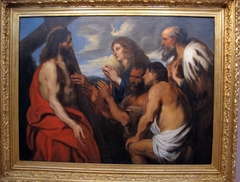 Christ and the repentant sinners