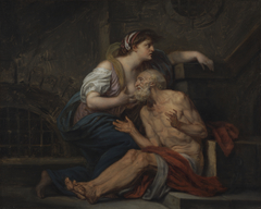 "Cimon and Pero: ""Roman Charity"""