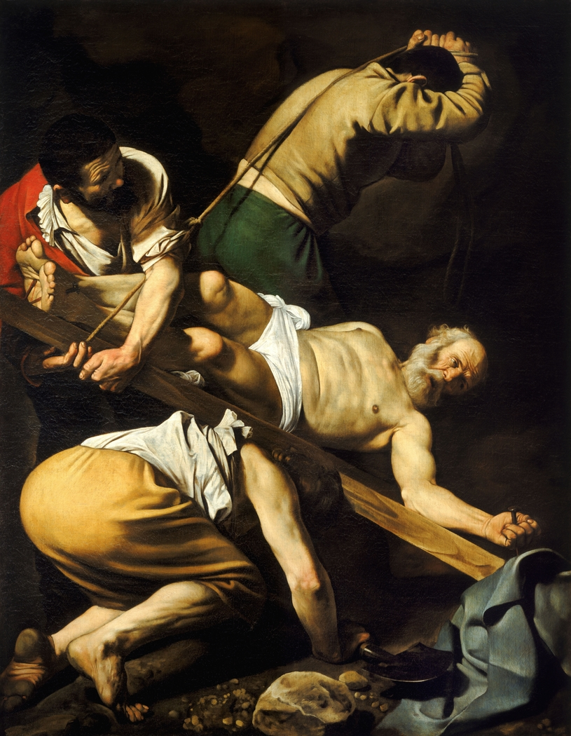 Crucifixion of St. Peter