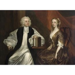 Double Portrait of Bishop Robert Clayton (1695-1758) and his Wife Katherine (née Donnellan) (d.1766)
