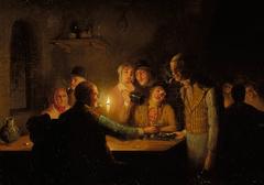 Dutch Tavern Scene