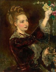 Elisabeth von Nast-Kolb, geb. Hardegg