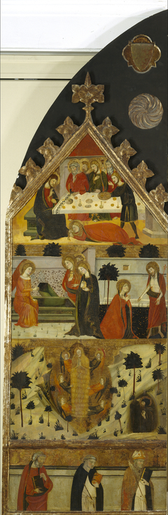Episodes from the Lives of Mary Magdalen and Saint John the Baptist