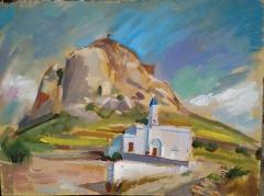 exomvourgo mountain