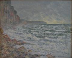 Fécamp, seaside