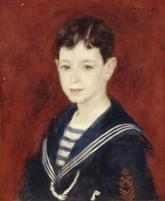 Fernand Halphen enfant