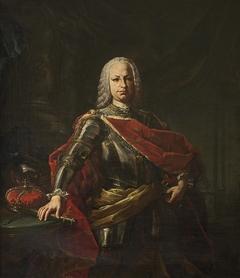 Fernando VI rey de España