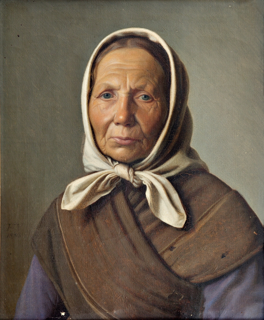Fisherman's Wife from Hornbæk