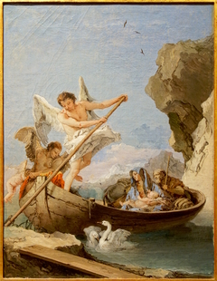 Flight in Egypt