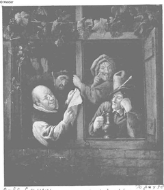 Four Rhetoricians at a Window
