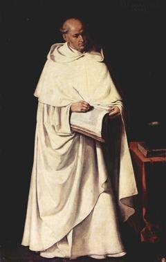 Friar Francisco Zumel
