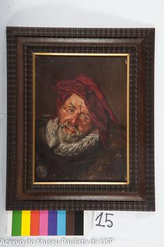 Homem com Boina Vermelha
