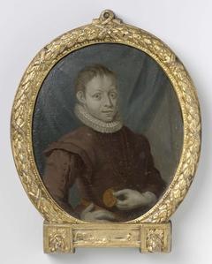 Hugo de Groot op jonge leeftijd