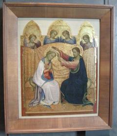 Incoronazione della Vergine e santi