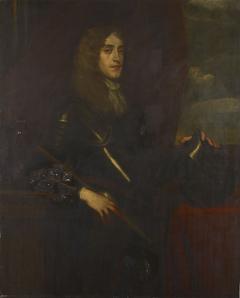 James II when Duke of York (1633-1701)