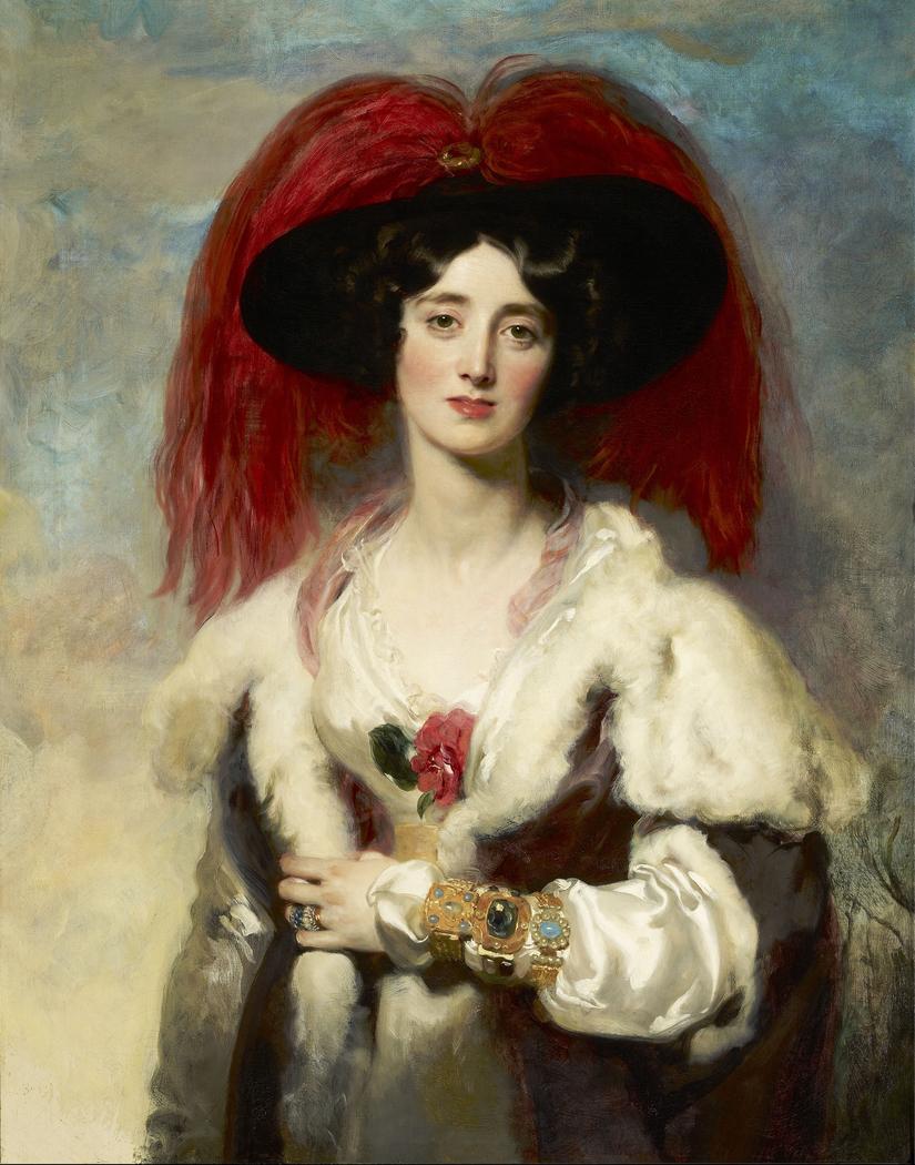 Julia, Lady Peel
