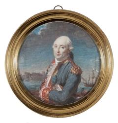 Kristian Georg von Schantz, Colonel