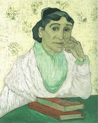 Portrait of Madame Ginoux