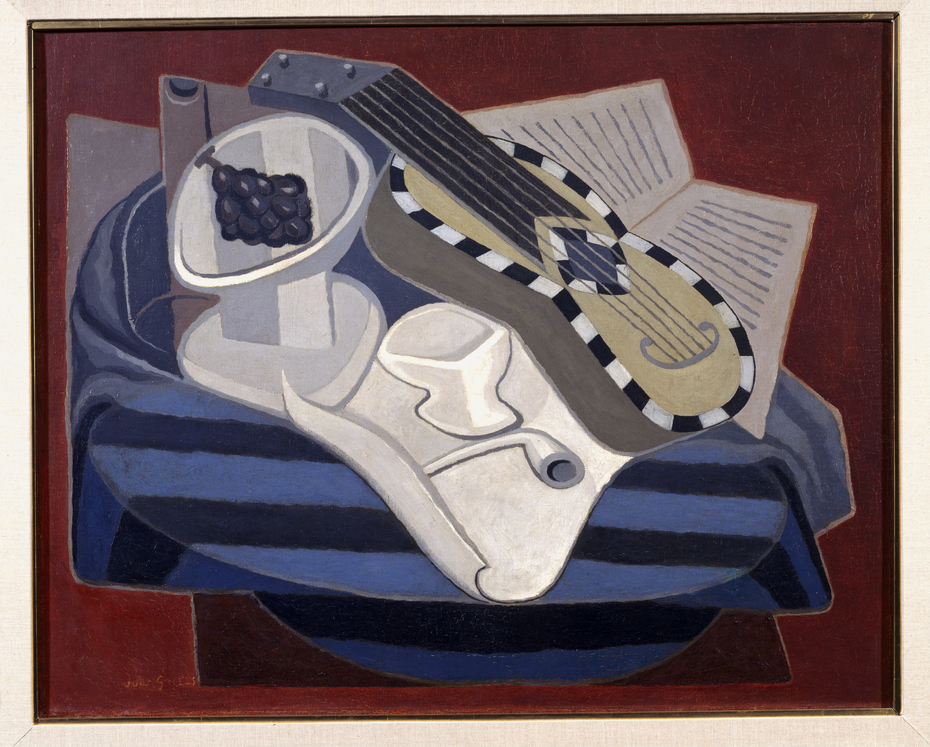 La guitarre aux incrustations (Inlaid Guitar)