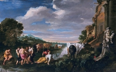 Landscape with Shepherds