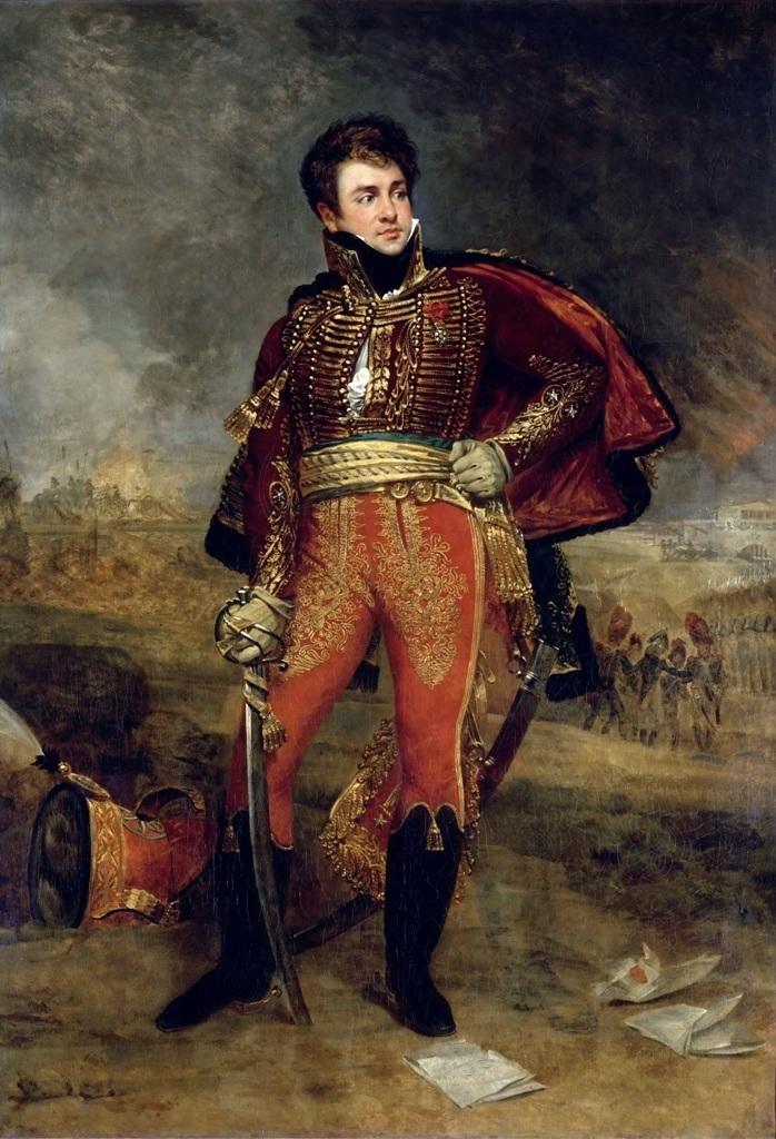 Le Général Comte François Fournier-Sarlovèze