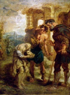 Le Martyre de Saint Juste