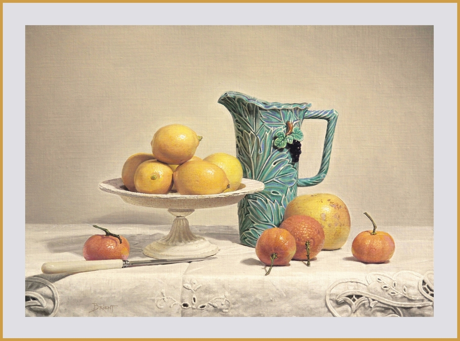 Lemons and clementines