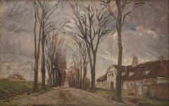 Lyngbyvejen ved Vintappergården