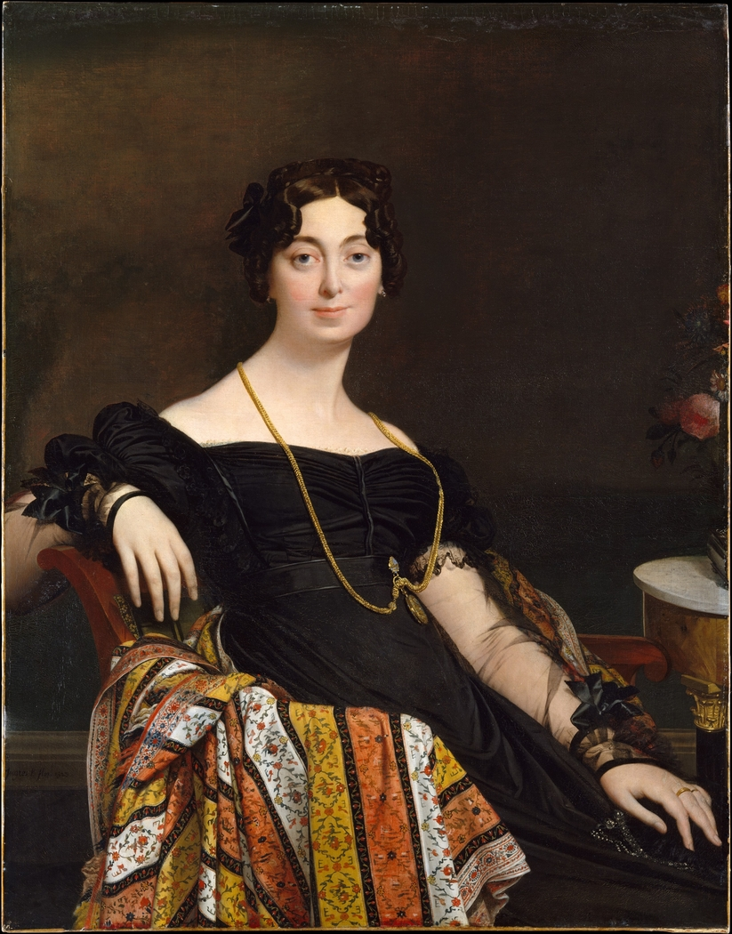 Madame Jacques-Louis Leblanc (Françoise Poncelle, 1788–1839)
