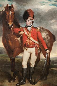 Major O'Shea of the Loyal Cork Legion