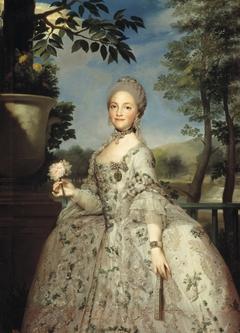 María Luisa of Parma, Princess of Asturias