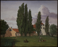 """""""Marialyst"""" at Frederiksberg. Ole Winstrup's House"""