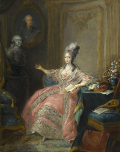 Marie-Joséphine-Louise de Savoie, comtesse de Provence