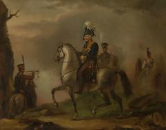 Marshal Prince von Blucher