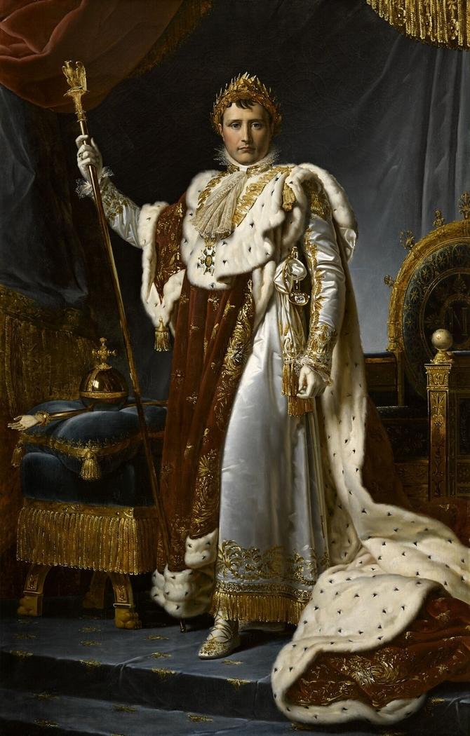 Napoleon I, Emperor